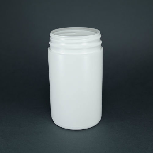 300ml Jar with 63mm Tamper Tell Neck