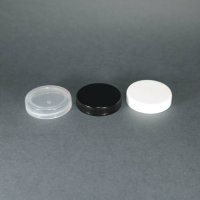 48mm White Screw Cap