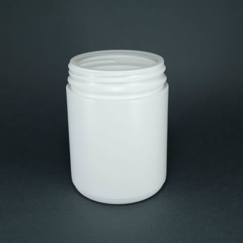 550ml Jar with 83mm Tamper Tell Neck